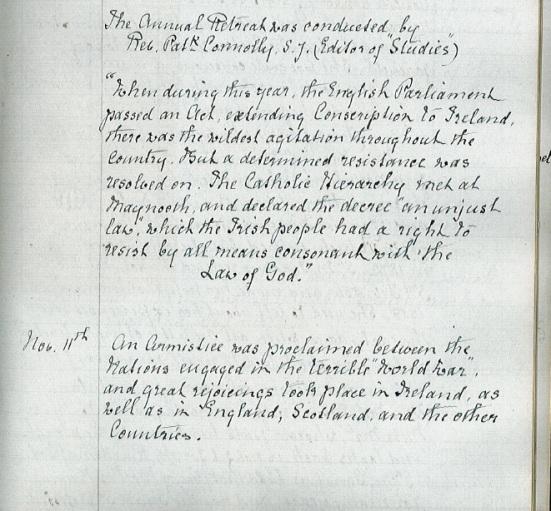 (2)Athy annals 1918